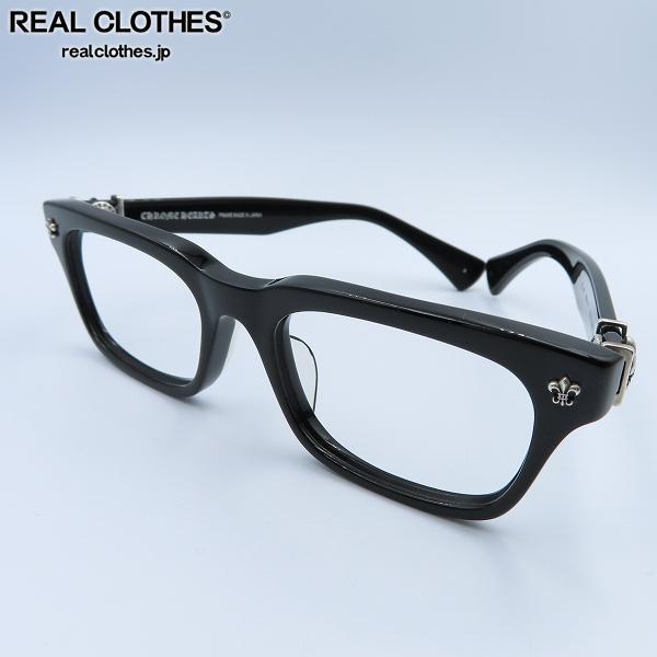 CHROME HEARTS/クロムハーツ GITTIN ANY?-A メガネフレーム/アイウェア/眼鏡/サングラス