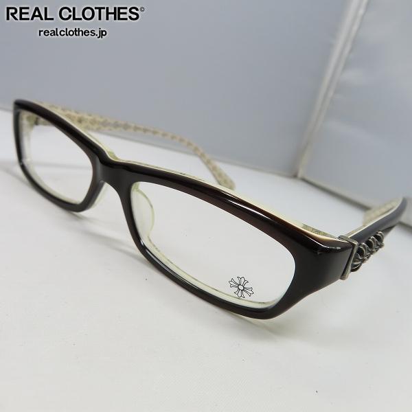 CHROME HEARTS/クロムハーツ BAUNCH/バンチ アイウェア 眼鏡/メガネフレーム