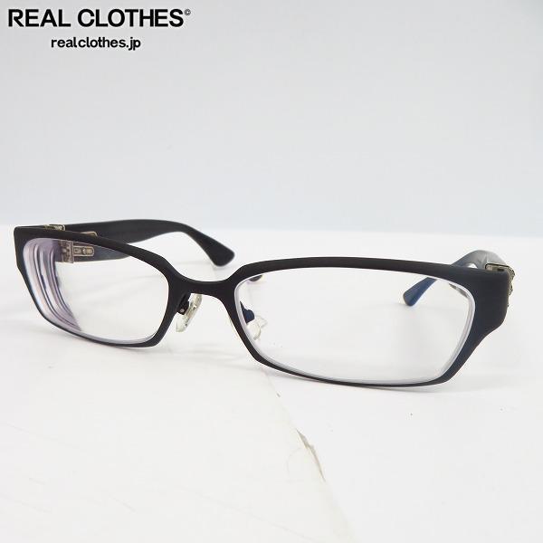 CHROME HEARTS/クロムハーツ DIXON YU-A/ディクソン メガネフレーム/アイウェア/眼鏡