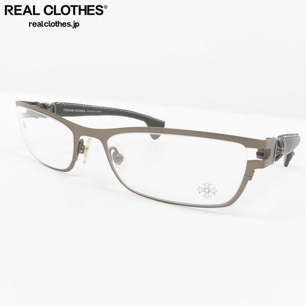 【インボイス付】CHROME HEARTS/クロムハーツ M DIVER CHプラス アイウェア/眼鏡 サングラス