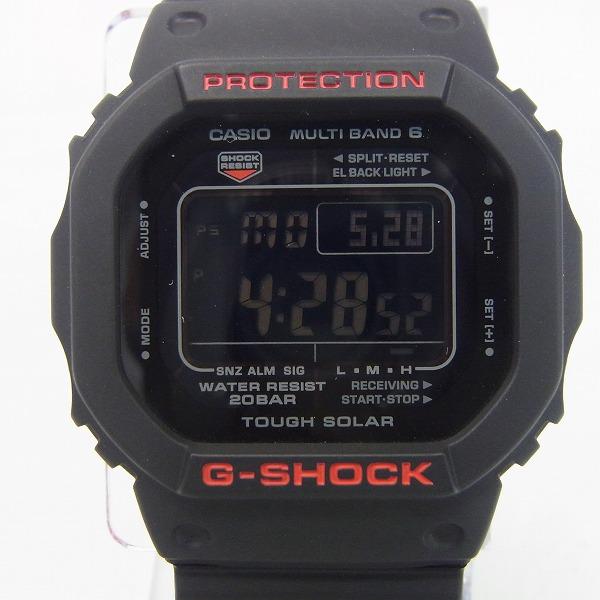 高価買取アイテムのG-SHOCK/Gショック Black&Red Series/ブラック&レッドシリーズ GW-5000HR-1JFの買取上限価格は30,000円