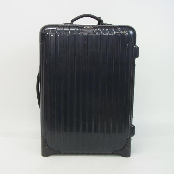 高価買取アイテムのRIMOWA/リモワ RIMOWA/リモワ SALSA CABIN TROLLEY/サルサ キャビントローリー 2輪キャビン キャリーケース/スーツケース 35L/857.52の買取上限価格は37,000円