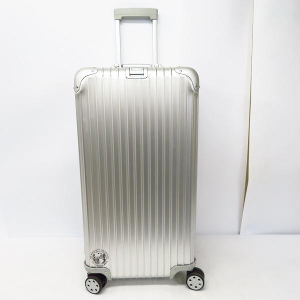 高価買取アイテムのRIMOWA/リモワ RIMOWA/リモワ TOPAZ SPORT/トパーズスポーツ E-TAG/電子タグ 4輪/マルチホイール キャリーケース/スーツケース 100L/923.80の買取上限価格は105,000円