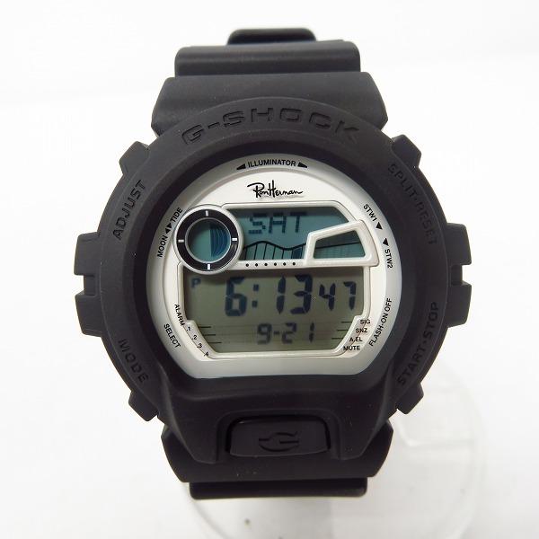 高価買取アイテムのG-SHOCK/Gショック×Ron Herman/ロンハーマン 三つ目 コラボ GLX-6900-1JFの買取上限価格は20,000円