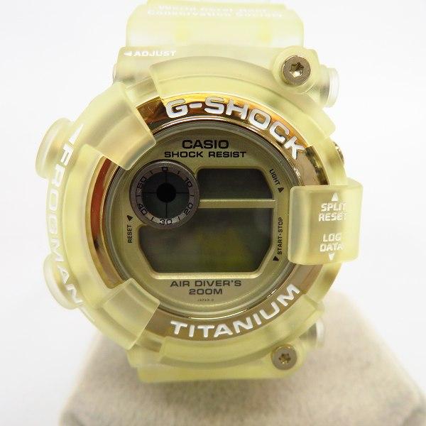 高価買取アイテムのG-SHOCK/Gショック W.C.C.S FROGMAN フロッグマン ELマンタ DW-8201WC-9Tの買取上限価格は25,000円