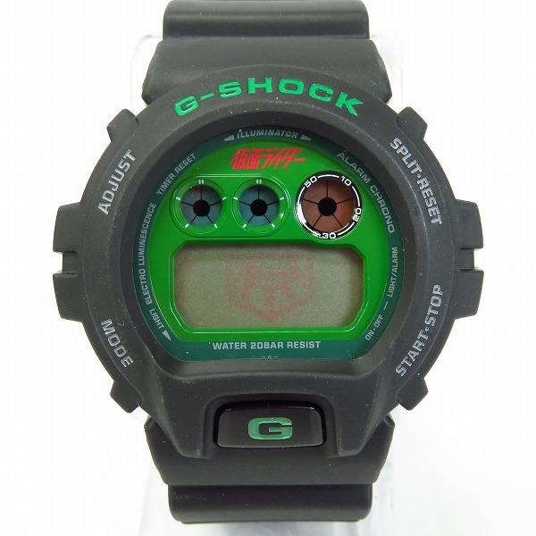 高価買取アイテムのG-SHOCK/G-ショック×仮面ライダー 森章太郎 70周年記念 コラボ DW-6900FSの買取上限価格は38,000円