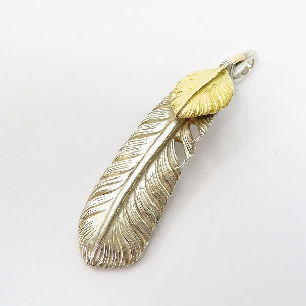高価買取アイテムのARIZONA FREEDOM/アリゾナフリーダム 70mm ゴールド ハート付 フェザーペンダント NO.50/51の買取上限価格は32,000円