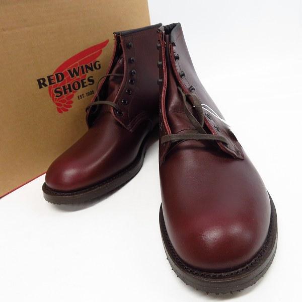 高価買取アイテムのRED WING/レッドウィング 9062 BECKMAN FLATBOX BOOTS/ベックマン フラットボックス ブーツ 9062の買取上限価格は17,000円