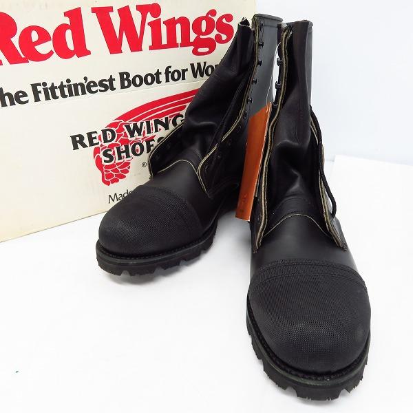 高価買取アイテムのRED WING/レッドウィング 4420 STEELE TOE LACE UP BOOTS/スチールトゥ レースアップブーツ 4420の買取上限価格は16,000円