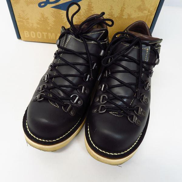 高価買取アイテムのDanner/ダナー D4007 MOUNTAIN RIDGE LOW CRISTY BOOTS BLACK/マウンテン リッジ ロー クリスティー ブーツ ブラック D4007の買取上限価格は12,000円