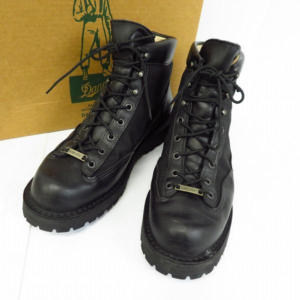 高価買取アイテムのDanner/ダナー 33221 DANNER LIGHT 3 GORE-TEX BOOTS BLACK/ダナーライト3 ゴアテックス ブーツ ブラック 33221の買取上限価格は21,000円