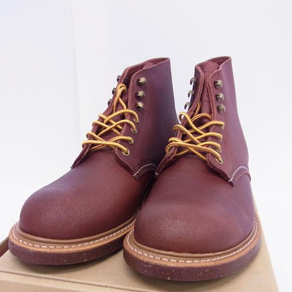高価買取アイテムのRED WING/レッドウィング 8016 BLACKSMITH BOOTS/ブラックスミス ブーツ 8016の買取上限価格は15,000円