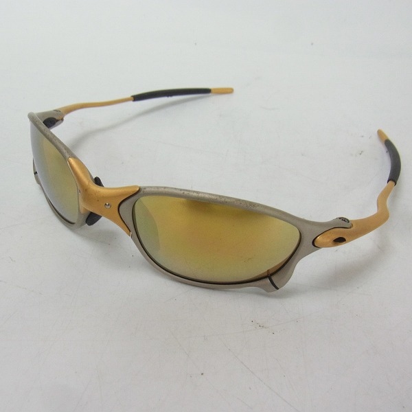 高価買取アイテムのOAKLEY/オークリー XX X-Metal サングラス 24K 04-122の買取上限価格は40,000円