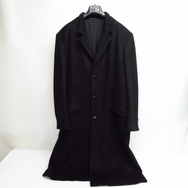 高価買取アイテムのYohji Yamamoto POUR HOMME/ヨウジヤマモト プールオム 03AW カシミヤ ロングコート HU-C02-113 POUR HOMME 03AW カシミヤ ロングコート HU-C02-113の買取上限価格は40,000円