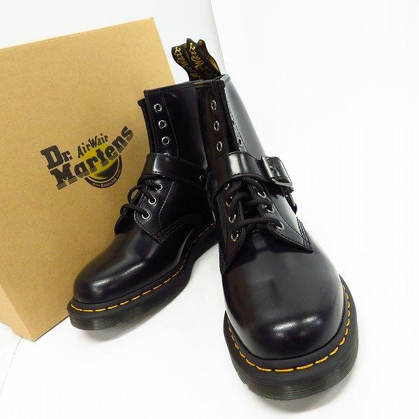 高価買取アイテムのDr.Martens/ドクターマーチン BRADFIELD HARNESS 8EYE BOOTS 25163001/ブラッドフィールド ハーネス 8ホール ブーツ 25163001の買取上限価格は12,000円