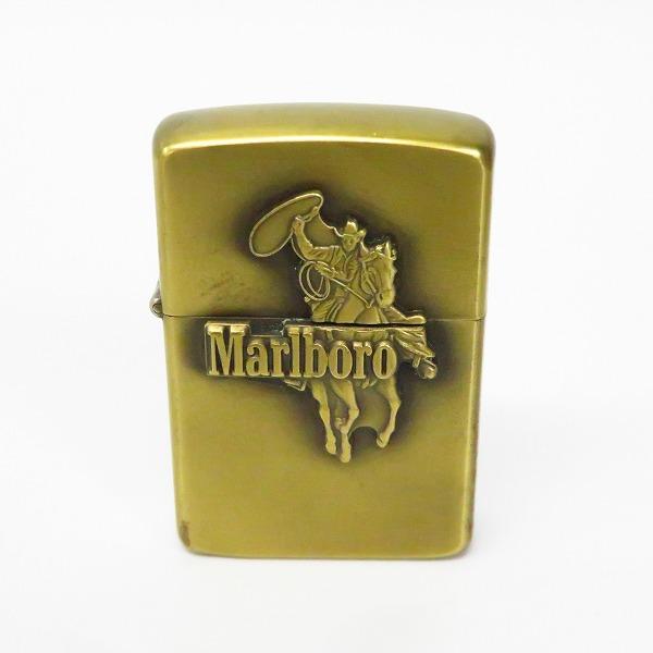 高価買取アイテムのZIPPO/ジッポー Marlboro/マルボロ カウボーイ/ロデオ メタル貼り 91年製の買取上限価格は20,000円