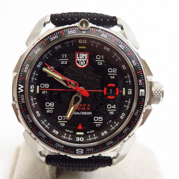 高価買取アイテムのLUMINOX/ルミノックス ICE-SAR ARCTIC 1200 SERIES REF.1202/アイスサー アークティック 1200 シリーズ REF.1202の買取上限価格は32,000円