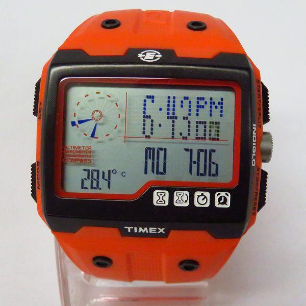 高価買取アイテムのTIMEX/タイメックス EXPEDITION/エクスペディション 腕時計/ウォッチ T49761の買取上限価格は7,000円