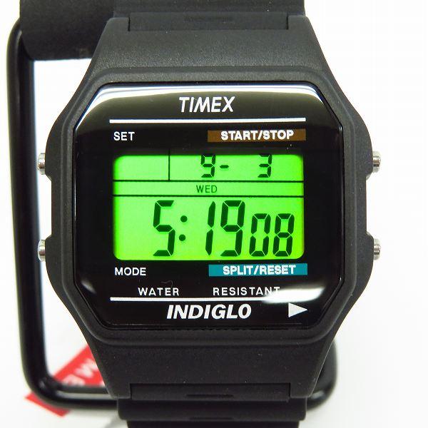 高価買取アイテムのTIMEX/タイメックス CLASSIC DIGITAL/クラシックデジタル 腕時計/ウォッチ T75961JPの買取上限価格は4,000円