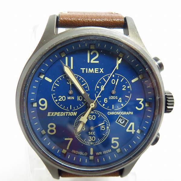 高価買取アイテムのTIMEX/タイメックス EXPEDITION SCOUT/エクスペディションスカウト 腕時計/ウォッチ TW4B09000の買取上限価格は5,000円