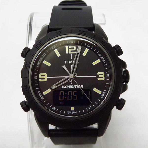 高価買取アイテムのTIMEX/タイメックス Pioneer Combo/パイオニア コンボ 腕時計/ウォッチ TW4B17000の買取上限価格は4,000円