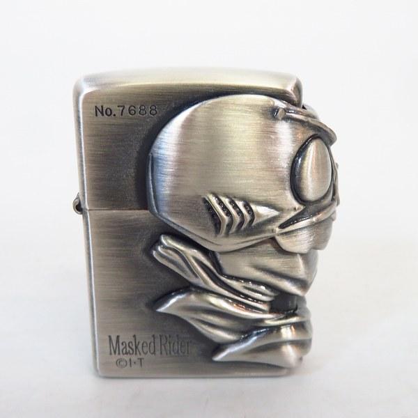 高価買取アイテムのZIPPO/ジッポー 仮面ライダー 仮面ライダー 30th Anniversary/30周年記念 フェイスクラッシュの買取上限価格は40,000円