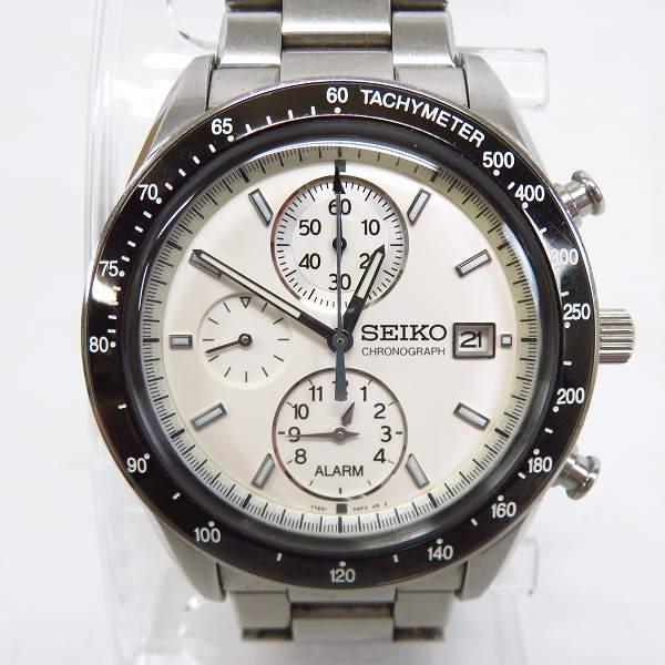 高価買取アイテムのSEIKO/セイコー スピリット パワーデザインプロジェクト SBPP003 7T62-0JF0 スピリット パワーデザインプロジェクト SBPP003 7T62-0JF0の買取上限価格は25,000円