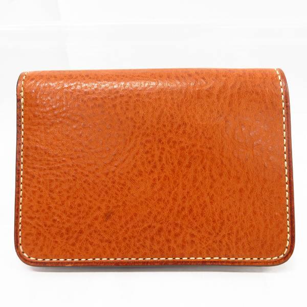 高価買取アイテムの土屋鞄製造所/ツチヤカバン URBANO/ウルバーノ ジャケットパース 二折財布の買取上限価格は8,000円