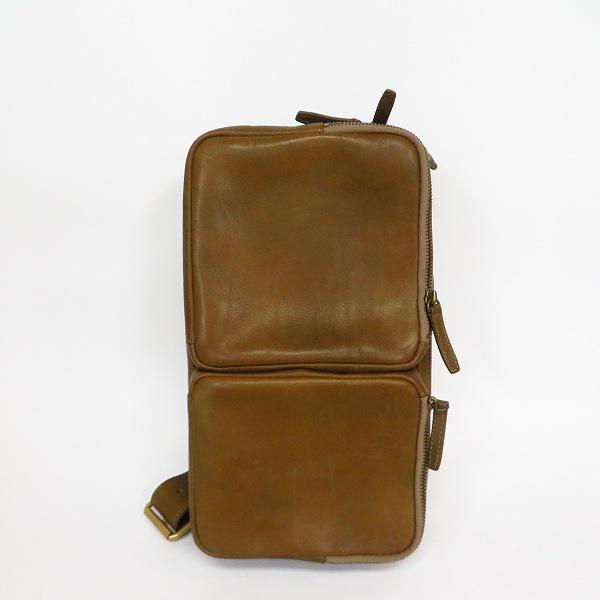 高価買取アイテムの土屋鞄製造所/ツチヤカバン VEHICLE/ビークル トリジップボディーバッグ/ヴィンテージオリーブの買取上限価格は20,000円