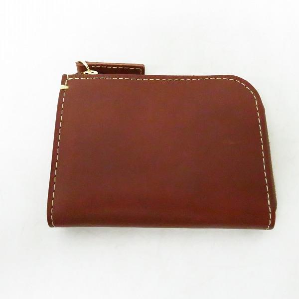 高価買取アイテムの土屋鞄製造所/ツチヤカバン Diario/ディアリオ ハンディLファスナー コンパクト 財布/ブラウンの買取上限価格は6,000円