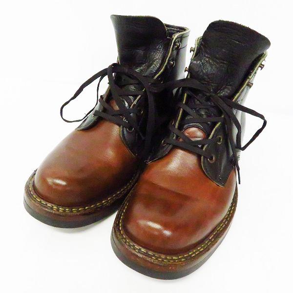 高価買取アイテムのWHITE'S BOOTS/ホワイツブーツ 5 height CUSTOM SEMI-DRESS/5ハイト バイカラー カスタム セミドレス ブーツ 2332の買取上限価格は34,000円