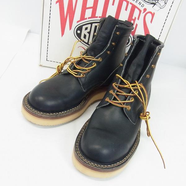 高価買取アイテムのWHITE'S BOOTS/ホワイツブーツ NORTH WEST/ノースウェスト ブーツ ブラック 350NWCの買取上限価格は40,000円