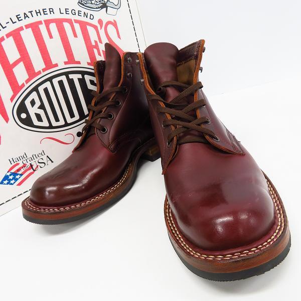 高価買取アイテムのWHITE'S BOOTS/ホワイツブーツ 5 height SEMI-DRESS BURGANDY/5ハイト セミドレス ブーツ バーガンディー 2332-Wの買取上限価格は37,000円