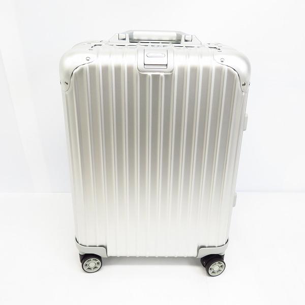 高価買取アイテムのRIMOWA/リモワ Topas Titanium/トパーズチタニウム キャビン マルチホイール イアタチタニウム 920.53の買取上限価格は58,000円