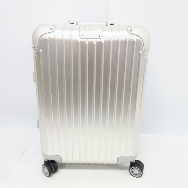 高価買取アイテムのRIMOWA/リモワ ORIGINAL Cabin/オリジナル キャビン キャリーケース 925.53 35Lの買取上限価格は53,000円