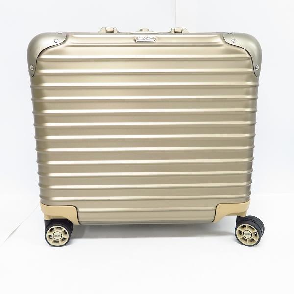 高価買取アイテムのRIMOWA/リモワ TOPAS トパーズ チタニウム 4輪 ビジネストロリー/キャリーケース 923.40/26Lの買取上限価格は67,000円