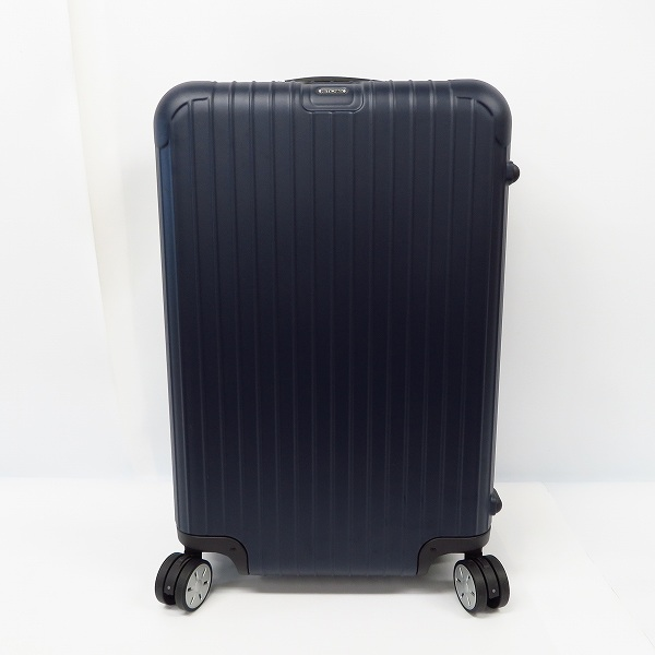 高価買取アイテムのRIMOWA/リモワ SALSA/サルサ マルチホイール/4輪 スーツケース TSAロック 810.63/58Lの買取上限価格は34,000円