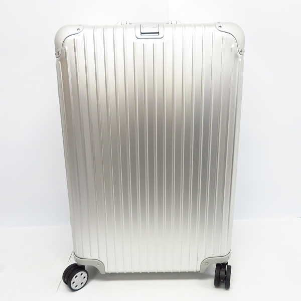 高価買取アイテムのRIMOWA/リモワ TOPAS/トパーズ マルチホイール E-TAG/電子タグ スーツケース/キャリーケース/924.70の買取上限価格は68,000円